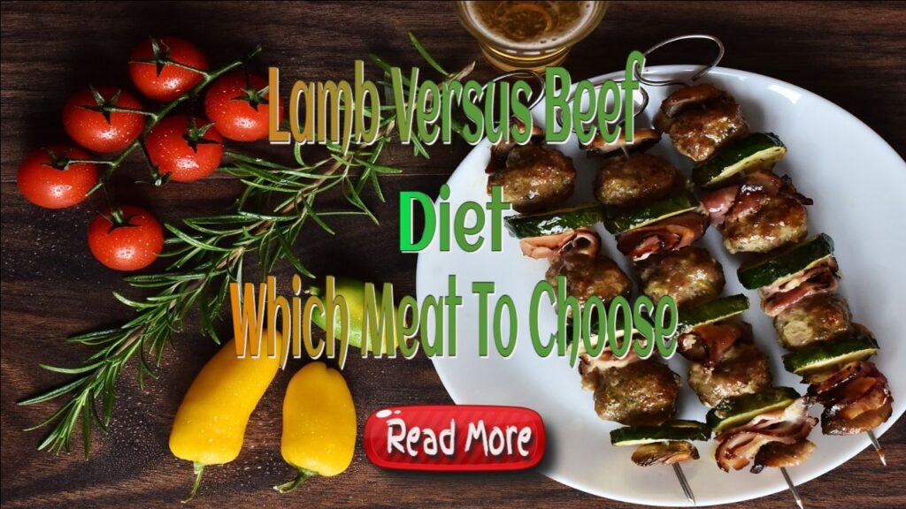 paleo diet lamb versus beef