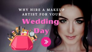 Wedding hairstylist